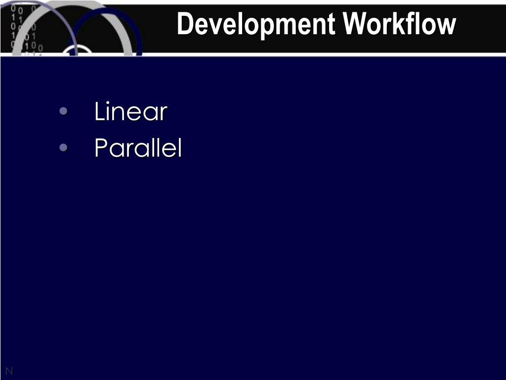 Development Workflow