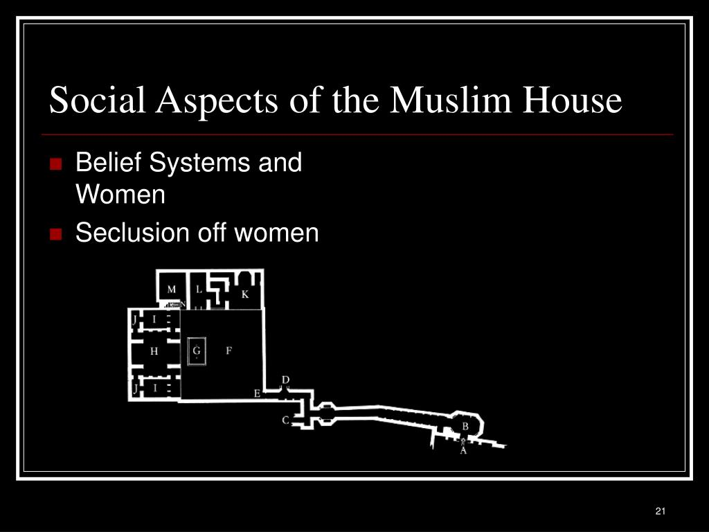 Social Aspects of the Muslim House
