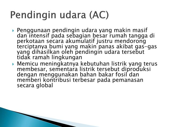 Pendingin udara (AC)