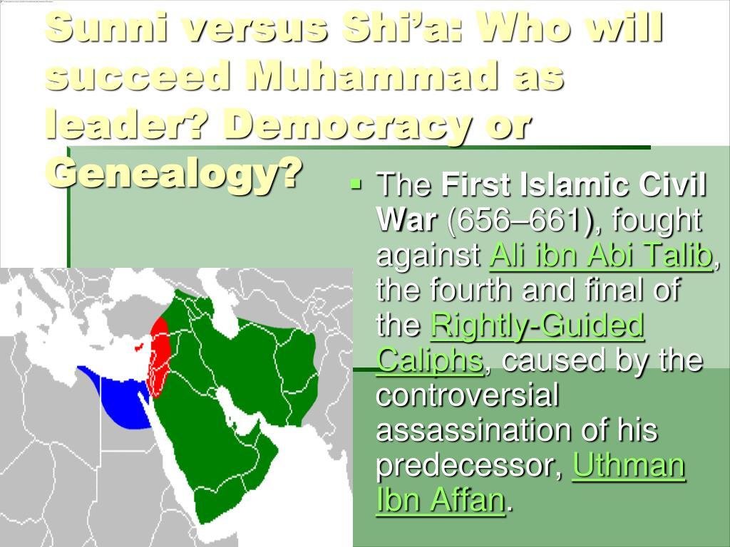 Sunni versus