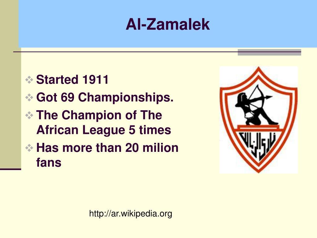 Al-Zamalek
