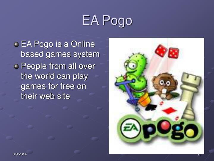 EA Pogo