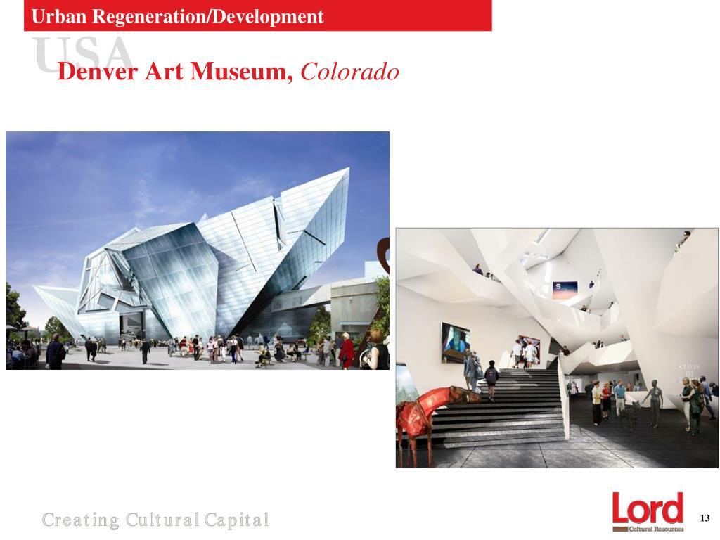 Denver Art Museum,