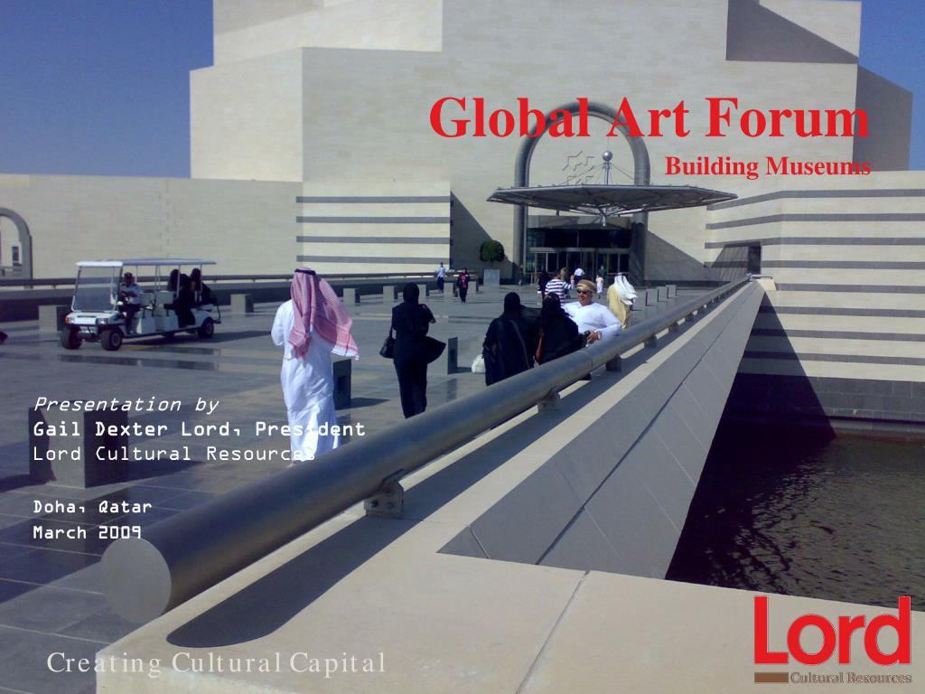 Global Art Forum