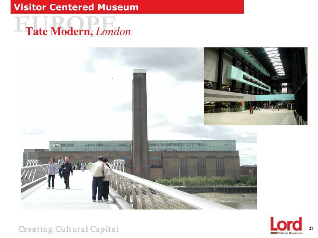 Tate Modern,