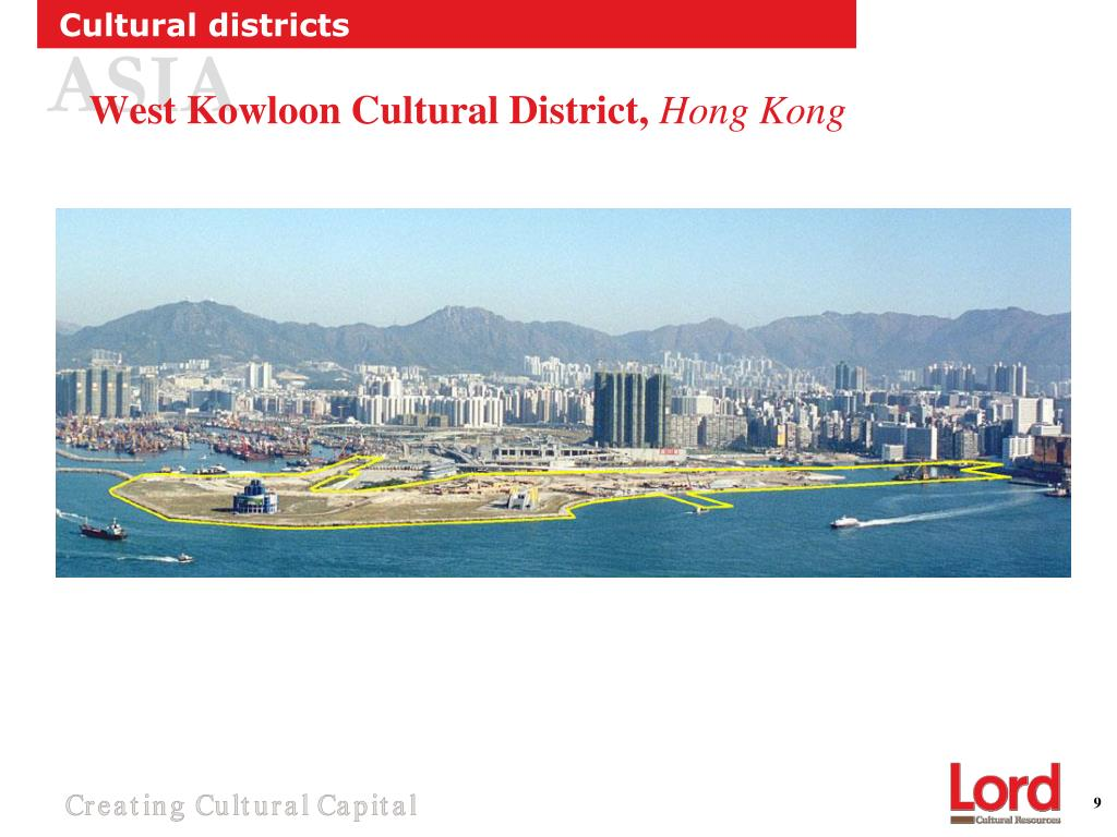 West Kowloon Cultural District,