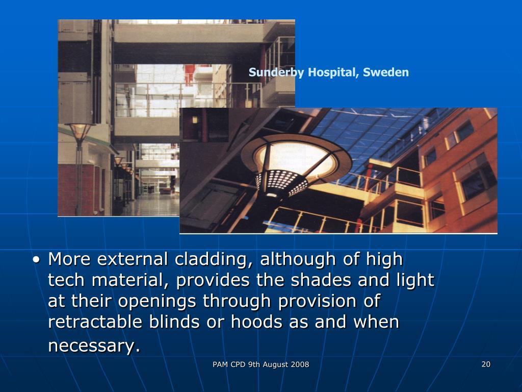 Sunderby Hospital, Sweden