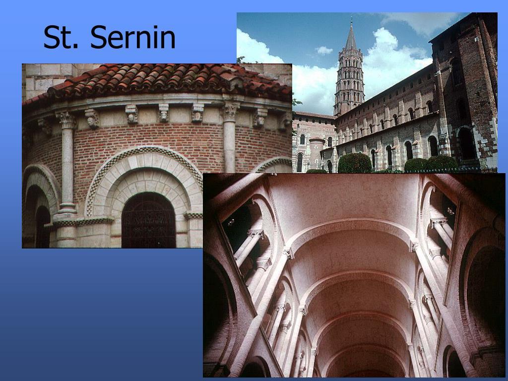 St. Sernin