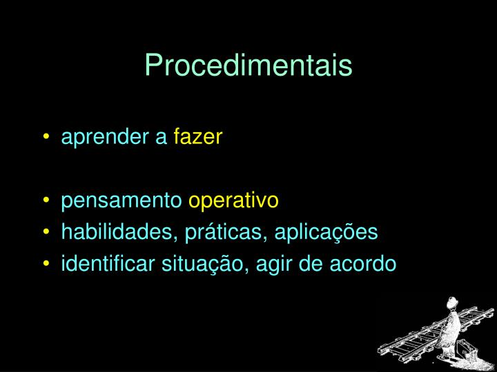 Procedimentais