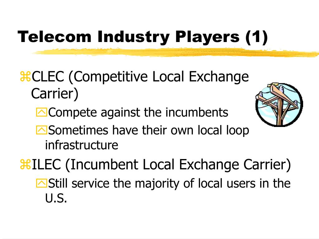 Telecom Industry Players (1)