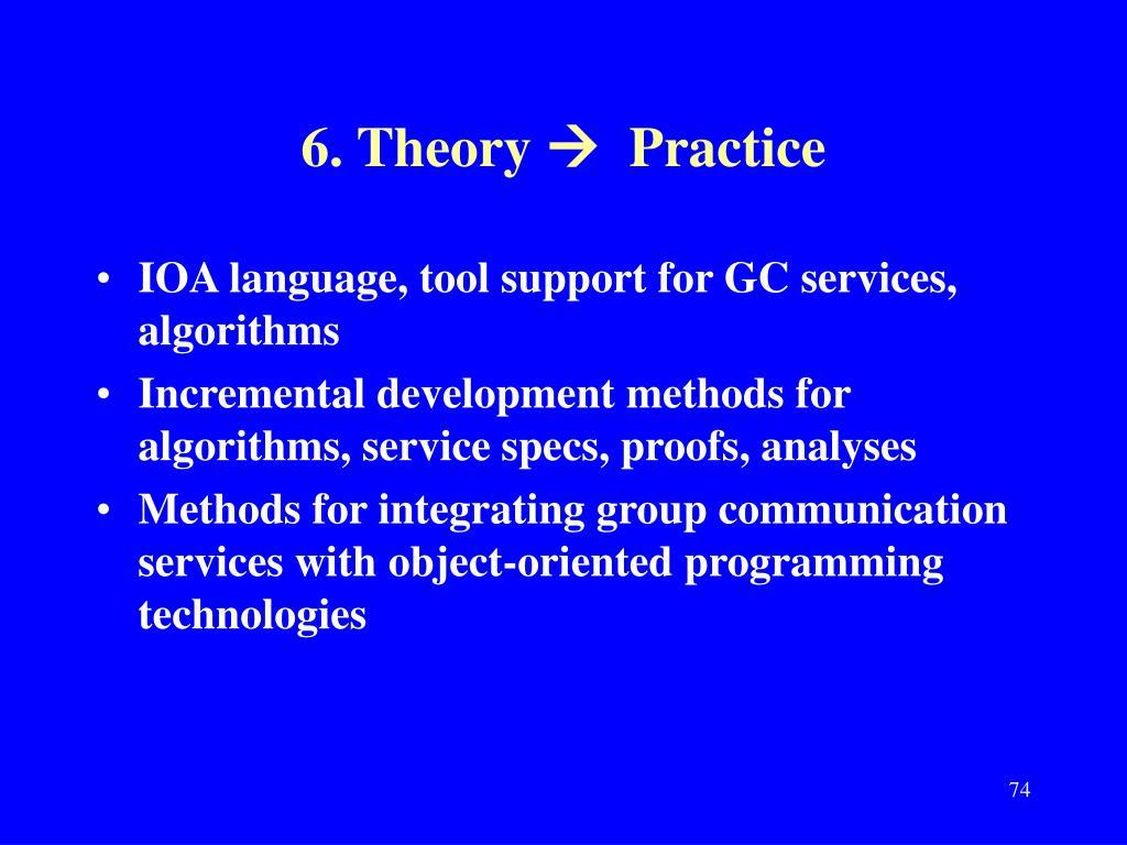 6. Theory