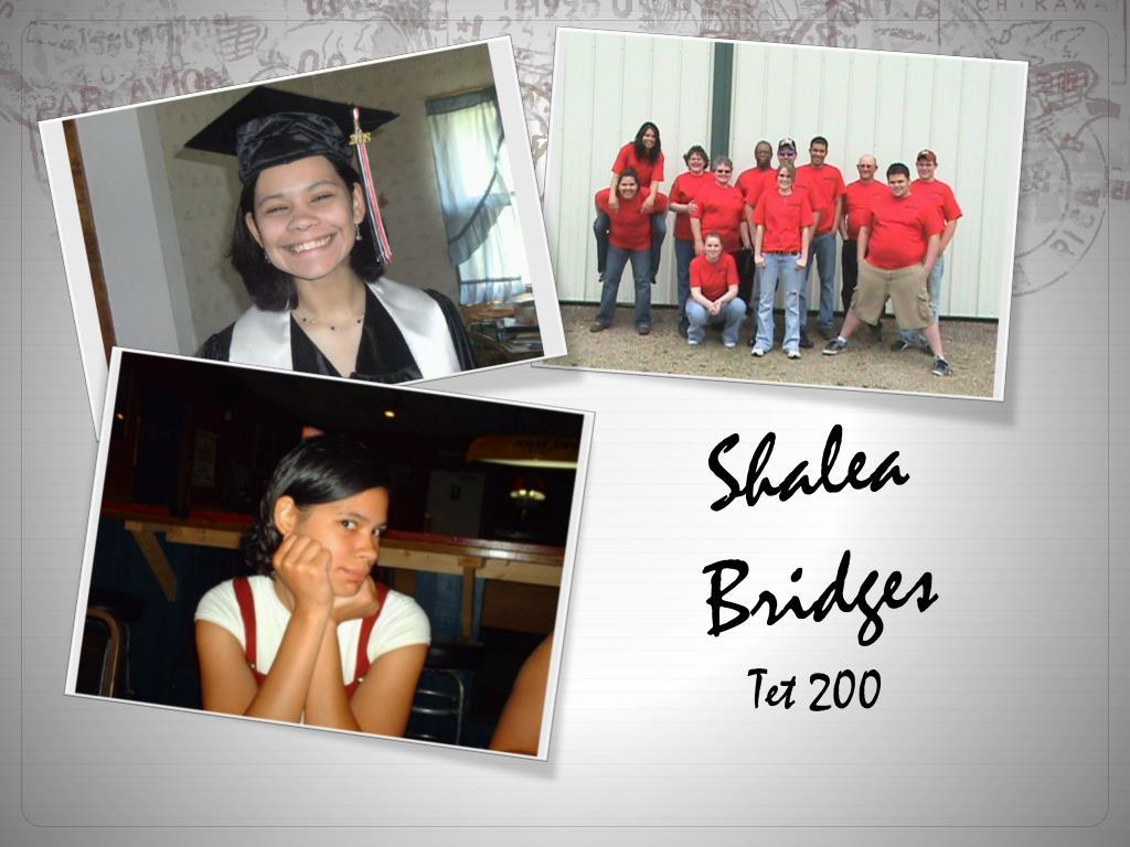 Shalea Bridges