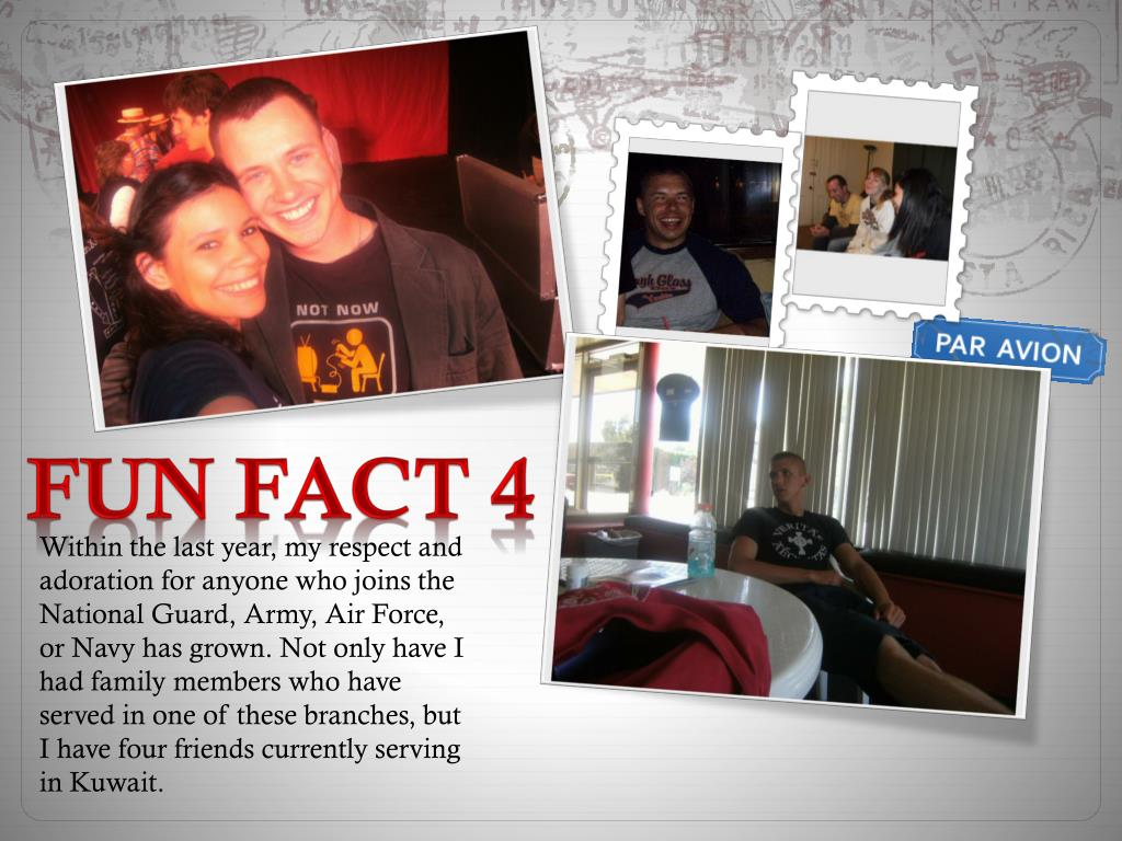 Fun Fact 4