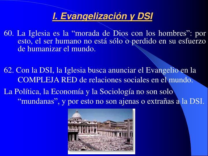 I. Evangelización y DSI