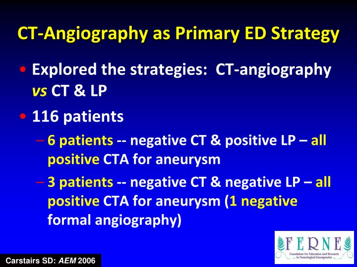 CT-Angiography