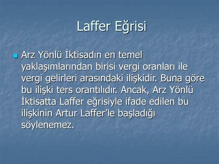 Laffer Erisi