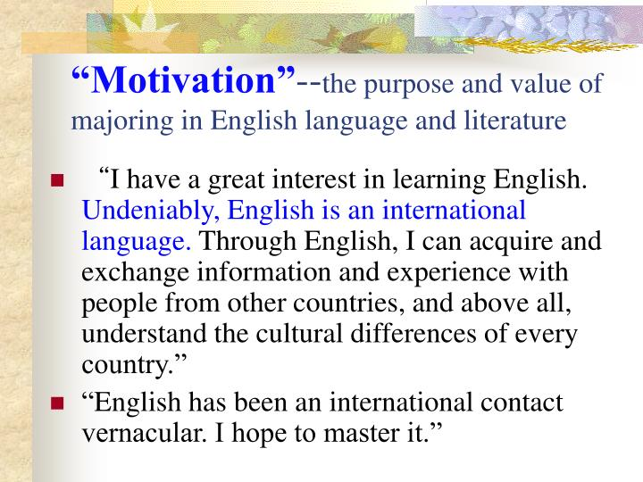 value and purpose of literature Author information: (1)faculty of health and social development, school of nursing, university of bc okanagan, 3333 university way, kelowna bc, v1v 1v7, canada sheilaepp@ubcca objectives: the purpose of this literature review was to ascertain the evidence for the use of reflective journaling as a.