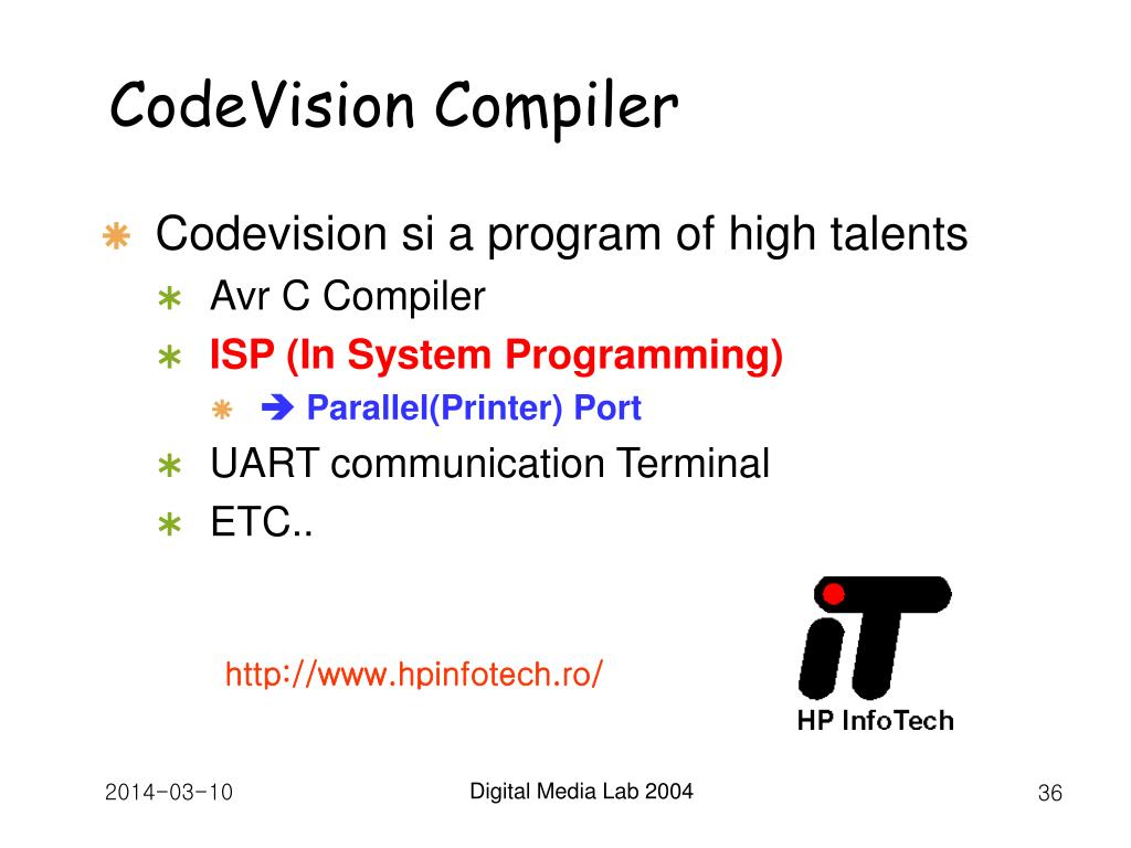 CodeVision Compiler