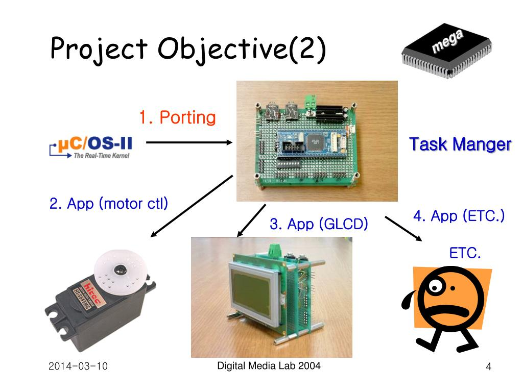 Project Objective(2)