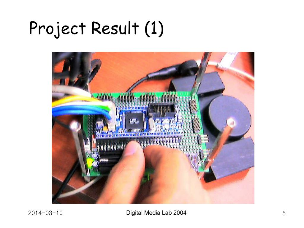 Project Result (1)