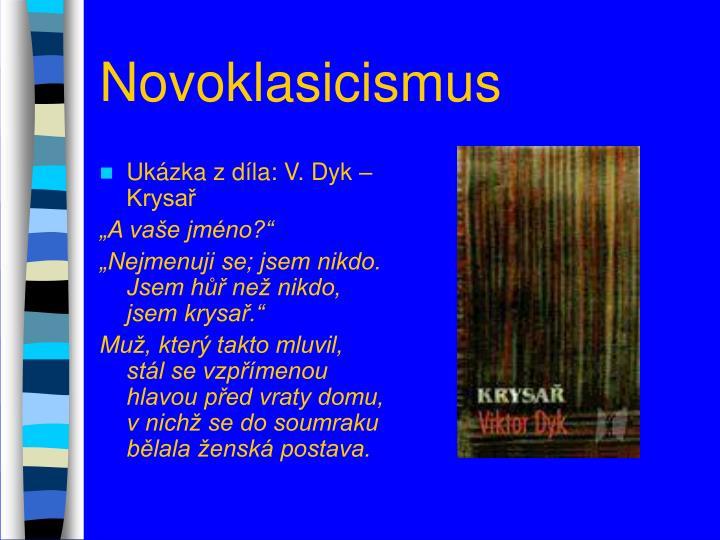 Novoklasicismus