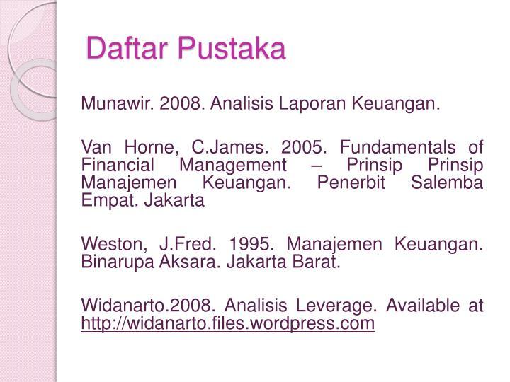 Daftar