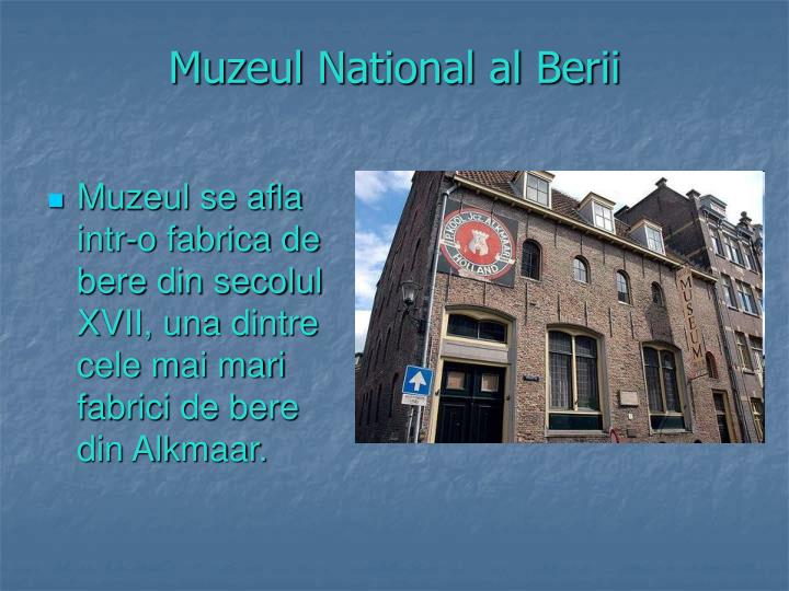 Muzeul National al Berii