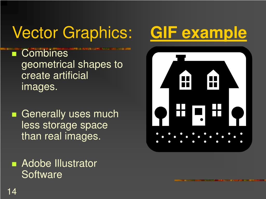 Vector Graphics: