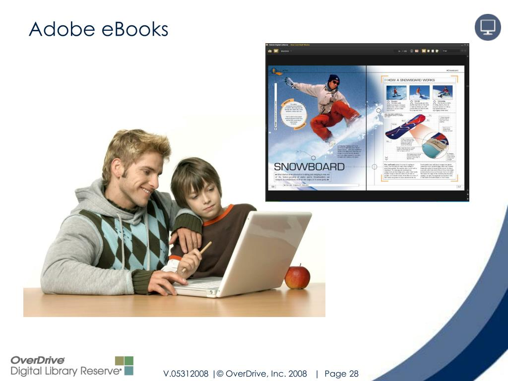 Adobe eBooks
