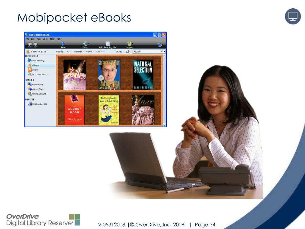 Mobipocket eBooks
