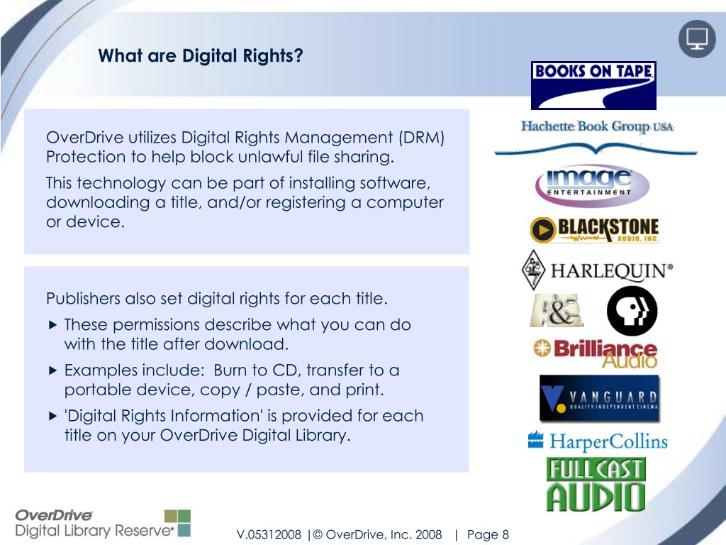 What are Digital Rights?