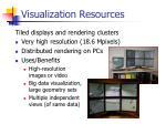 visualization resources9