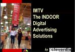 imtv the indoor digital advertising solutions by