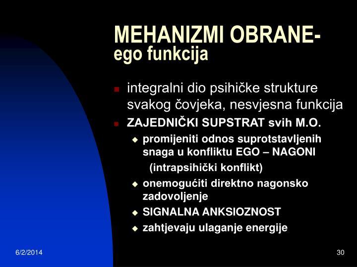 MEHANIZMI OBRANE-