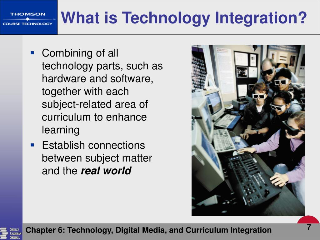 What is Technology Integration?