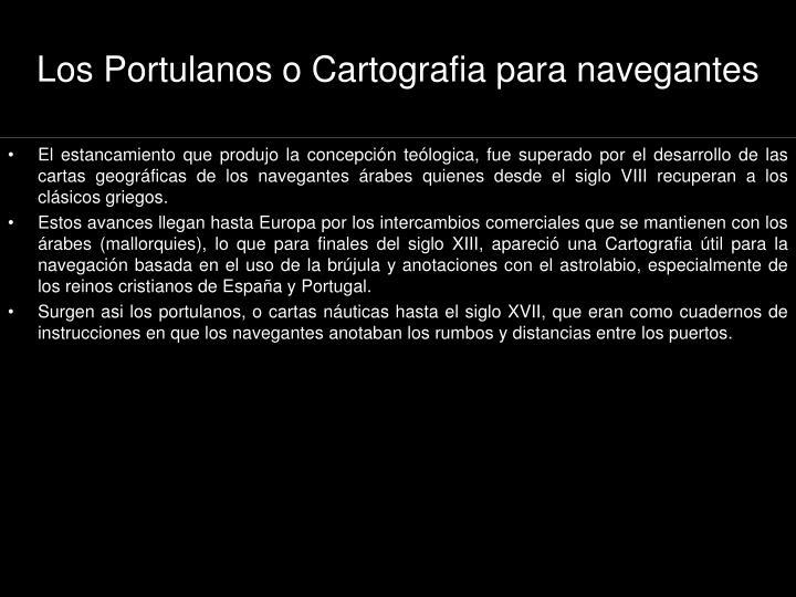 Los Portulanos o