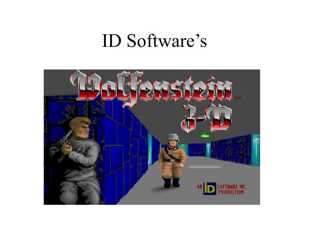 ID Software's