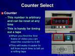 counter select2