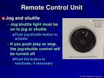 remote control unit1
