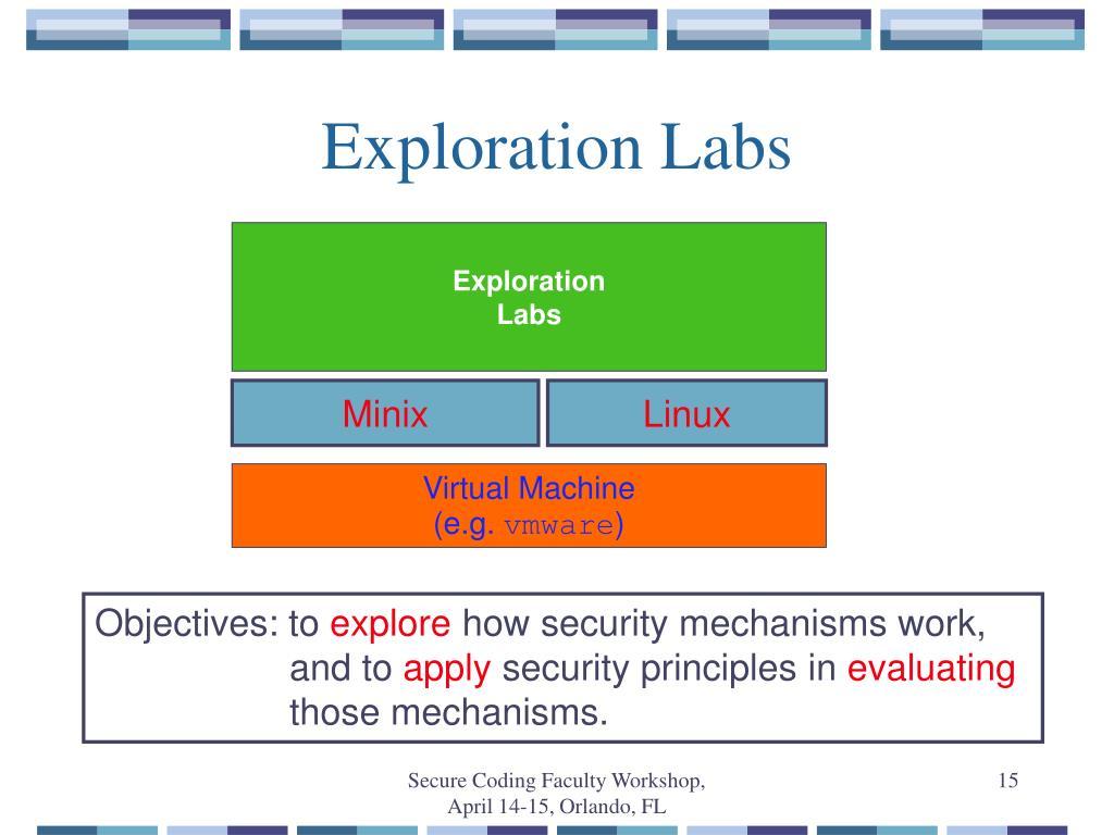Exploration Labs