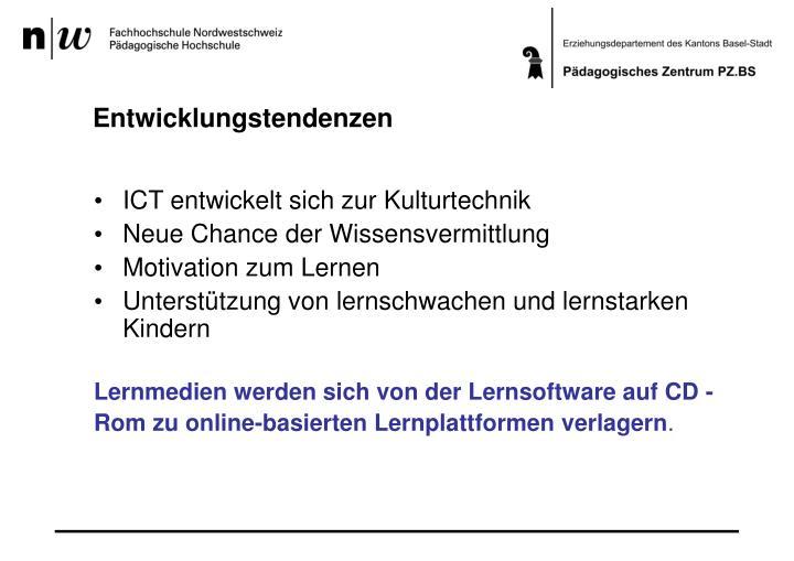 ICT entwickelt sich zur Kulturtechnik