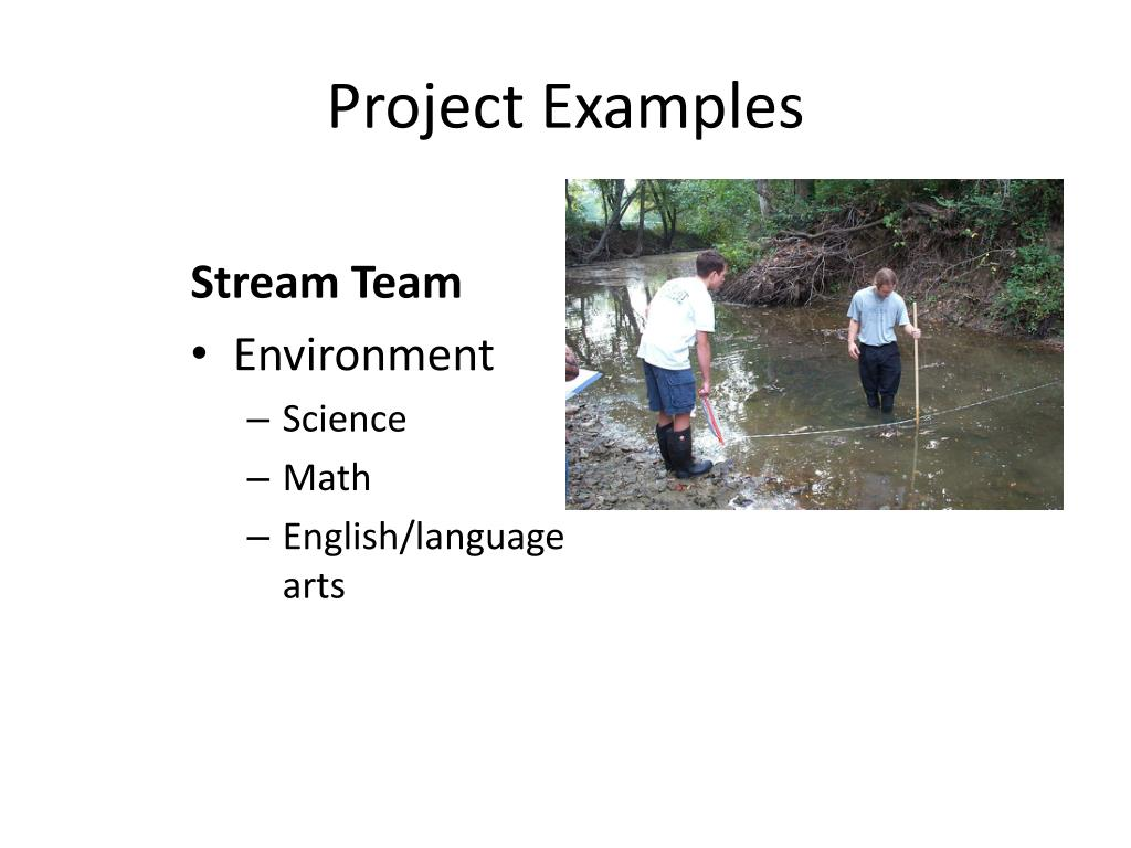 Project Examples