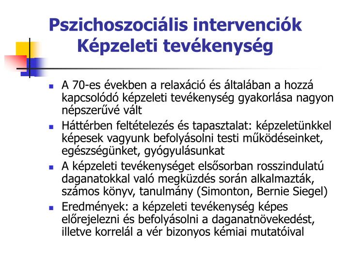 Pszichoszocilis intervencik