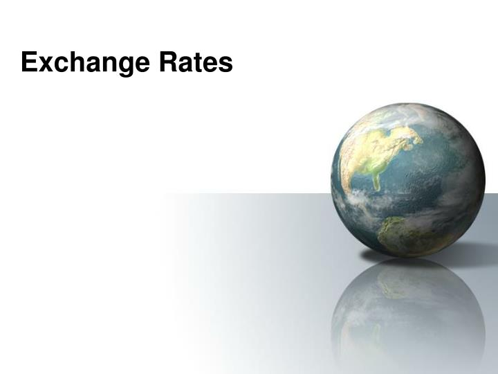 Exchange rates l.jpg
