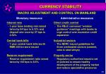 currency stability11