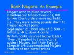 bank negara an example