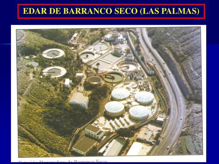 EDAR DE BARRANCO SECO (LAS PALMAS)