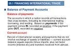 20 1 financing international trade