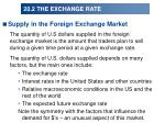 20 2 the exchange rate27