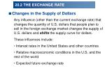 20 2 the exchange rate32